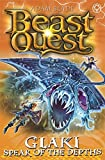 Glaki, Spear of the Depths: Series 25 Book 3 (Beast Quest, Band 126)