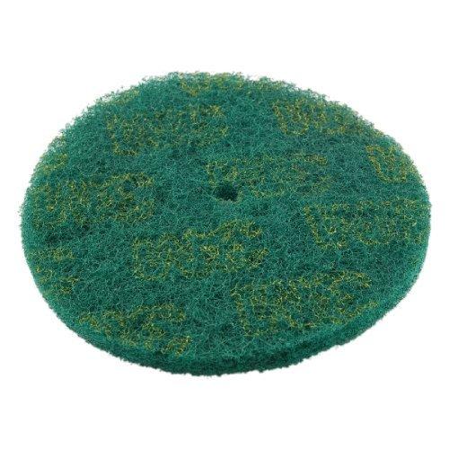 Dark Green Nylon Abrasives stralen chip metalen reiniging polijstspons - Dark Green-chip