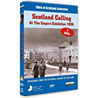 Scotland Calling - At The Empire Exhibition 1938