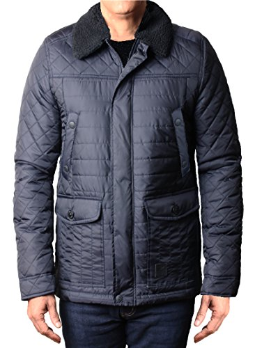 Threadbare Herren Jacke Navy