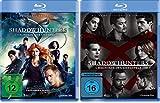 Shadowhunters - Die komplette erste + zweite Staffel im Set - Deutsche Originalware [2 Blu-rays]