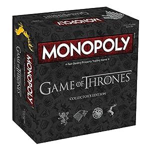 Winning Moves Game Of Thrones Monopoly Juego De Tronos ista (63447), multicolor, ninguna (ELEVEN FORCE 1