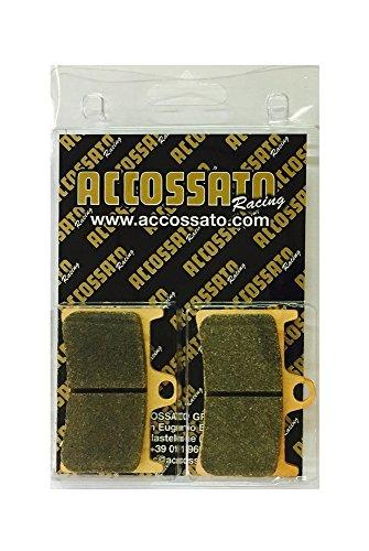 Accossato Pastiglia freno AGPA97ZXC, YAMAHA > FZ6 600 S2, 600 (2007)
