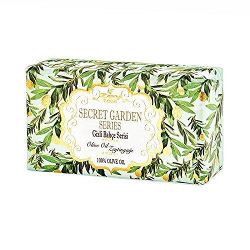 OLIVOS Secret Garden Series Savon Olive Oil 250 g