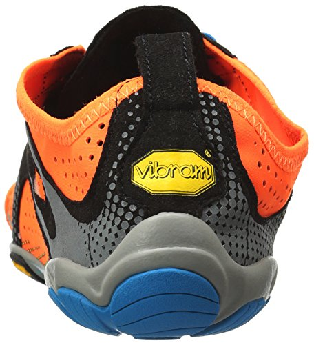 Vibram Fivefingers V-Run, Scarpe da Corsa Uomo, 40 EU Multicolore (Orange)