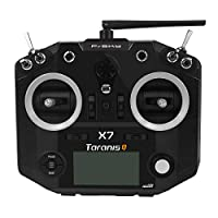 LITEBEE FrSky Taranis Q X7 Transmitter Strap 16CH ACCST 2.4GHz RC Transmitter for FPV Racing Drone Quadcopter by