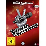 The Voice of Germany, Staffel 2 - Die Blind Auditions