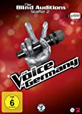 The Voice of Germany, Staffel 2 - Die Blind Auditions [3 DVDs]