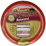 Müller's Rotwurst, 160 g