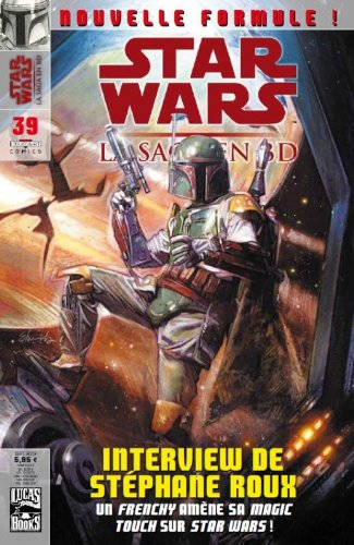 Star Wars Saga N 39