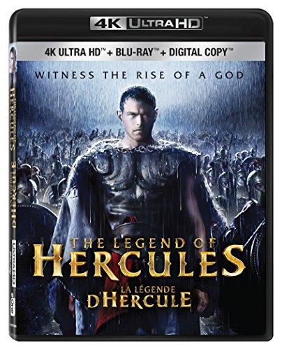The Legend of Hercules 4K UHD [Blu-Ray] [Region Free] (IMPORT) (Keine deutsche Version)