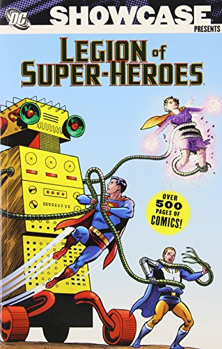 Showcase Presents Legion Of Super-Heroes TP Vol 02 [Idioma Inglés]