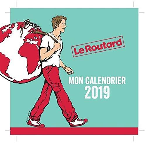 Ephéméride Routard 2019 (Le Routard) por Collectif