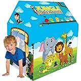 Webby Kids Jungle Adventure Play Tent House