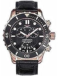 Reloj Suizo Sandoz Caballero 81391-57 Diver Collection