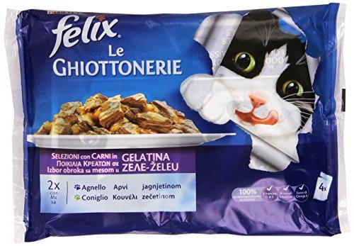 Felix le Ghittonerie Selezioni con Carni in Gelatina, Agnello e Coniglio