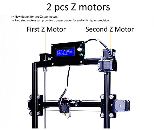 FLSUN 3D – Prusa i3 (C5) Plus (Touchscreen und Dual-Nozzle Version) - 4