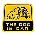 Lozse diy Serie der Hund in Auto-Design-PVC-Dekoration-Aufkleber für Auto Lozse#4949