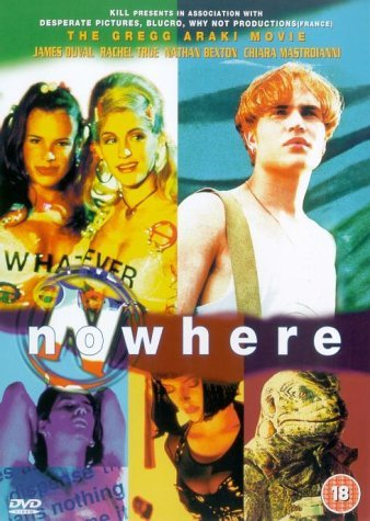 Nowhere [DVD] [1998] by James Duval