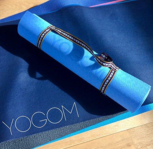 Le tapis de yoga YOGOM