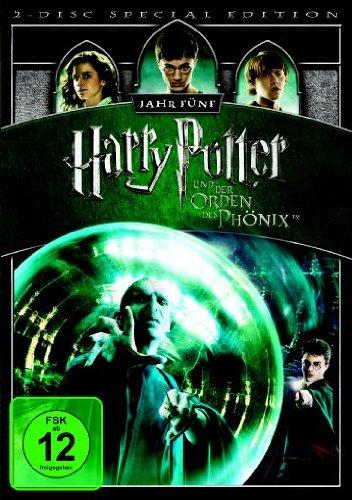 Bild von Harry Potter und der Orden des Phönix [Special Edition] [2 DVDs]