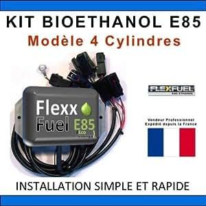 kit ethanol flex fuel e85 bioethanol 4. Black Bedroom Furniture Sets. Home Design Ideas