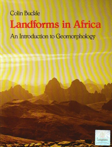 Landforms in Africa: Introduction to Geomorphology