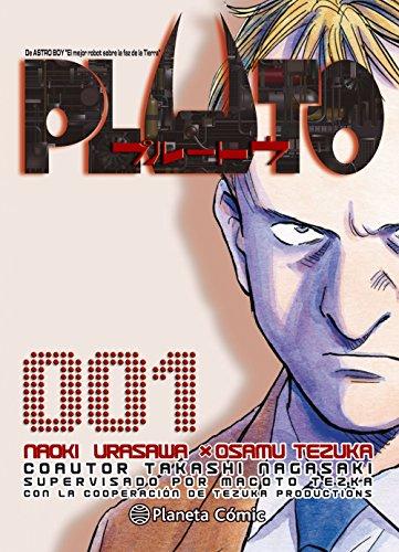 Pluto nº 01/08 (nueva edición) (Manga Seinen) por Naoki Urasawa