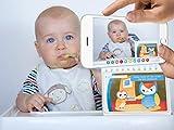 arheko Baby Cards - 52 Meilensteinkarten Baby - Geschenk zur Geburt oder Taufe für Jungen und Mädchen, Fotokarten für das 1. Lebensjahr, Kalender