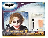 Perücke und Make-up-Kit Joker Batman