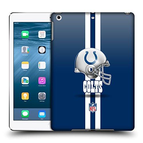 Preisvergleich Produktbild Offizielle NFL Helm Indianapolis Colts Logo Ruckseite Hülle für Apple iPad Air