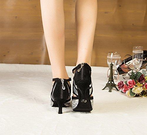 Miyoopark , Salle de bal femme Silver-7.5cm heel