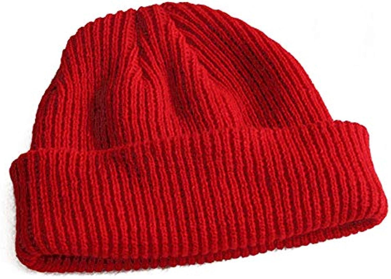 Wool cap Cappellino di Lana Corta in Maglia di rosa Coloreee rosa di Puro  Selvatico Unisex Corta e Autunnale Parent 1920d2 a01b9ed2b174