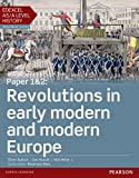 Edexcel AS/A Level History, Paper 1&2: Revolutions in early modern and modern Europe Student Book (Edexcel GCE History 2015)