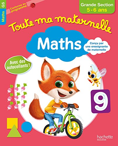 Toute Ma Maternelle - Maths Grande Section