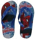 Jungen Spiderman Flip Flops Zehentrenner Sandalen Kinder.