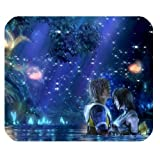 Final Fantasy X Mousepad Personalized Custom Mouse Pad Oblong Shaped In 9.84X7.87 Gaming Mouse Pad/Mat