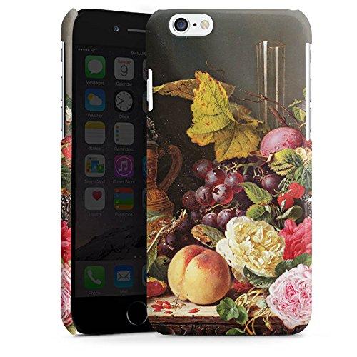 Apple iPhone 5s Housse Étui Protection Coque Nature morte Art Art Cas Premium brillant