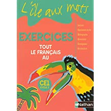L'ILE AUX MOTS; pack 5ex ile aux mots cahier exercice ce1 cycle 2