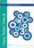 Times Tables Tests Book 2: KS2, Ages 7-11