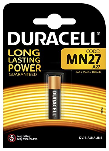 Duracell Batterie MN27 1er (Duracell Batterien 1616)