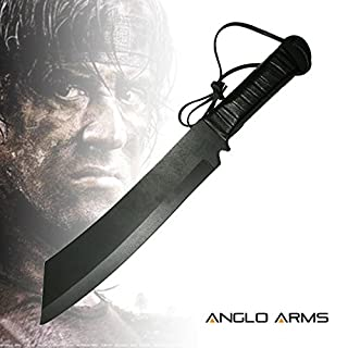 Jagdmesser Outdoormesser in der Art von Rambo IV