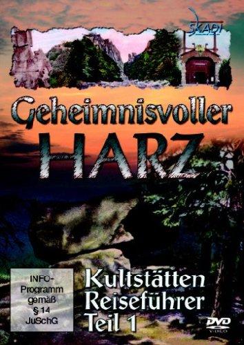 Preisvergleich Produktbild Geheimnisvoller Harz - Kultstätten Reiseführer 1