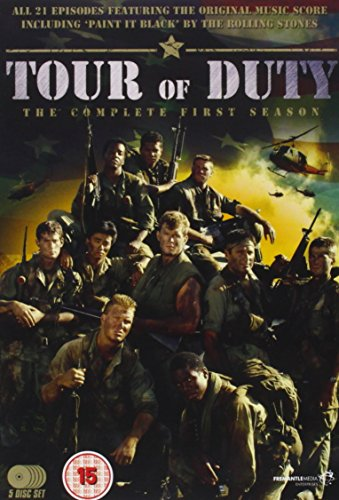 tour-of-duty-the-complete-first-season-dvd-import-anglais