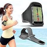 Fonetic Solutions Huawei P20Lite Armband mit, die, die Zumba, Fitness, Jogging, verstellbar, für die Indoor & Outdoor Sport Fahrrad Radfahren, Gym Sportarmband Hülle ®