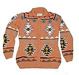 América del Sur 100% lana hecho a mano Inca diseño de renos de jersey