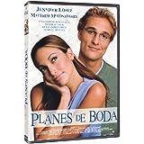 Planes De Boda (Import Dvd) (2012) Jennifer Lopez; Mathew Mcconaughey; Bridgit