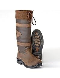 William Hunter Equestrian - Botas para mujer marrón CHOCOLATE BROWN Talla:EU 41 (UK 7)