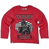 LEGO Star Wars Chicos Camiseta mangas largas - Rojo