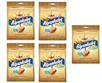 Alpenliebe Gold Candy, 184 g (46 Pieces) (Pack of 5)